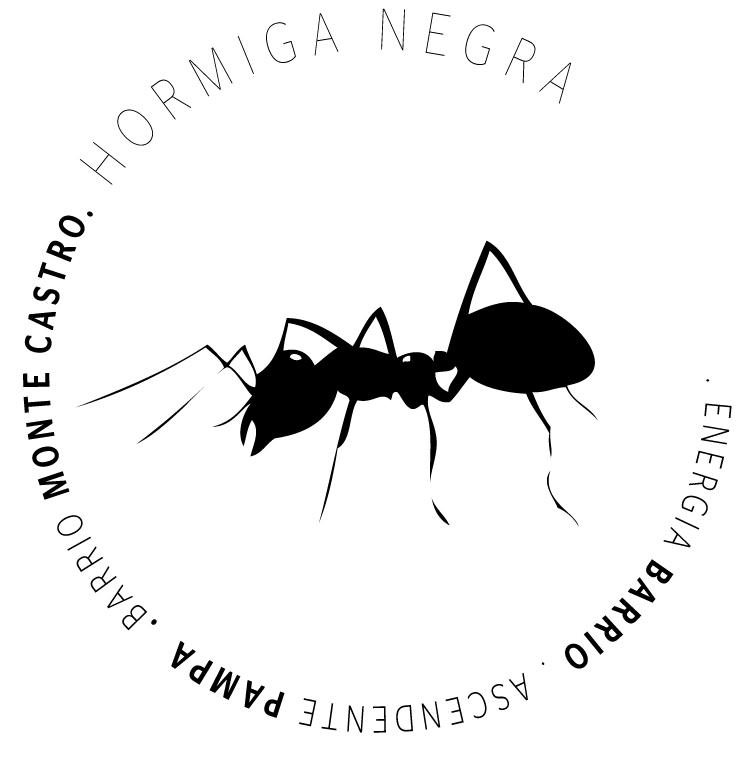 Monte Castro Hormiga negra  GAP  Gua de Amores Porteos